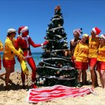 Visit Bondi Beach - one of the best things to do in Sydney on Christmas Day