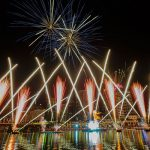 Fireworks at Darling Harbour - a classic Sydney to do on Australia Day