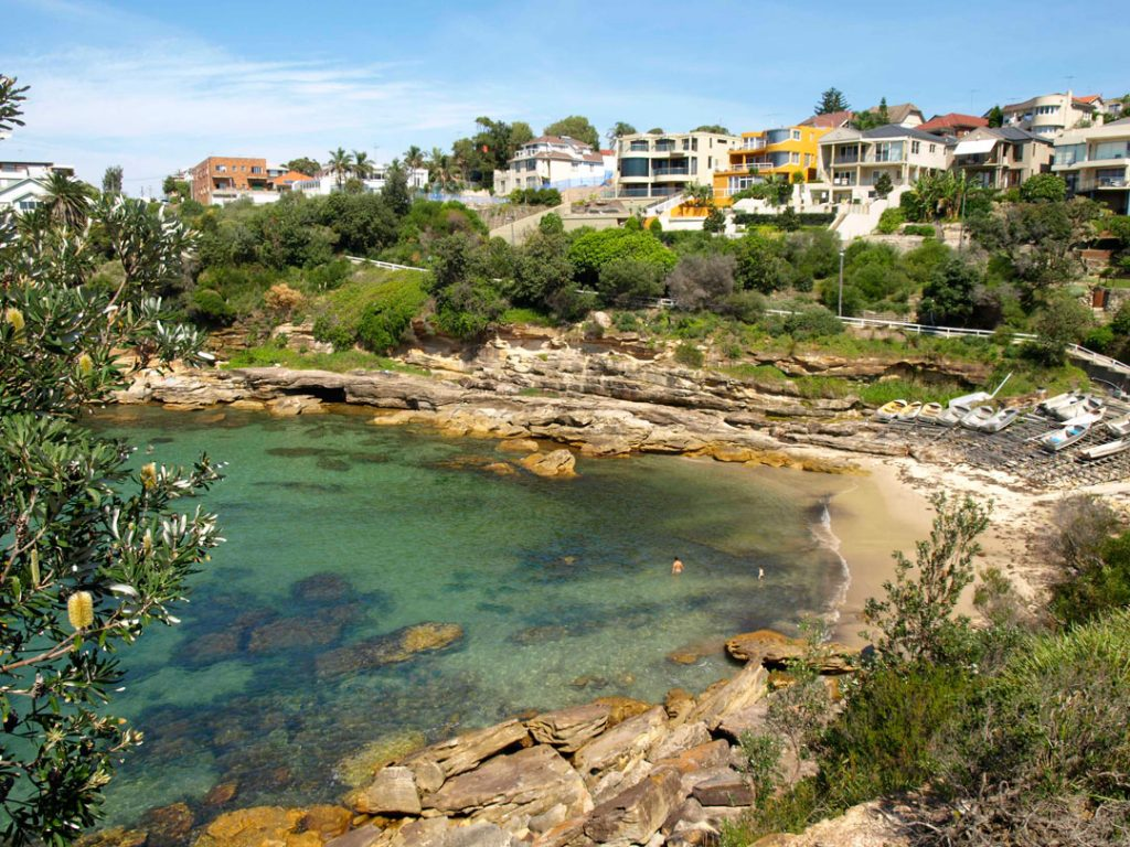 Gordon's Bay - perfect for snorkelling